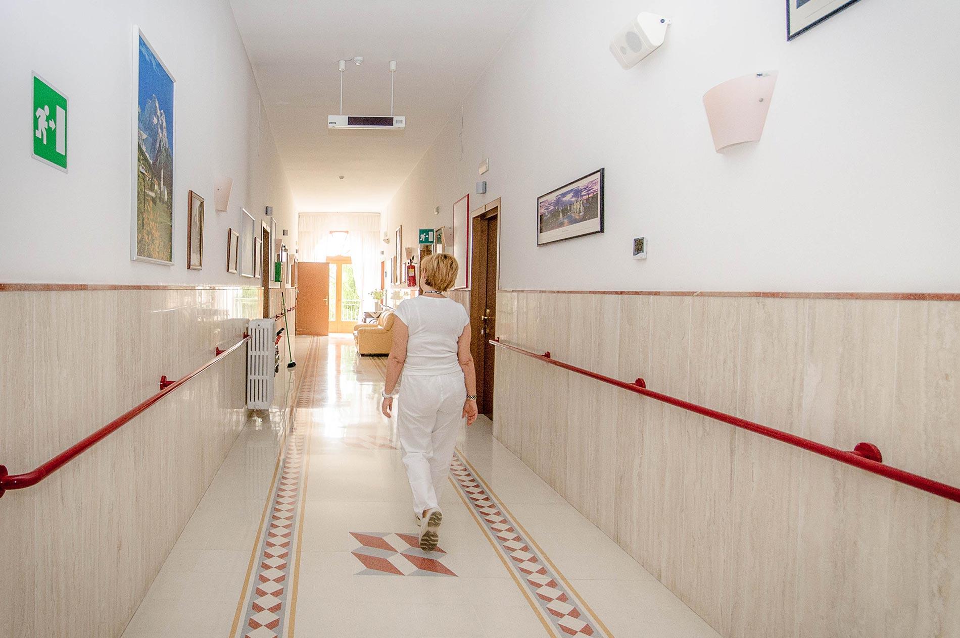 Il Centro residenziale per Anziani